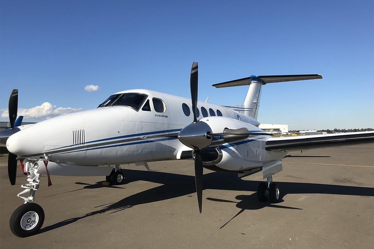 Beechcraft Kingair 250