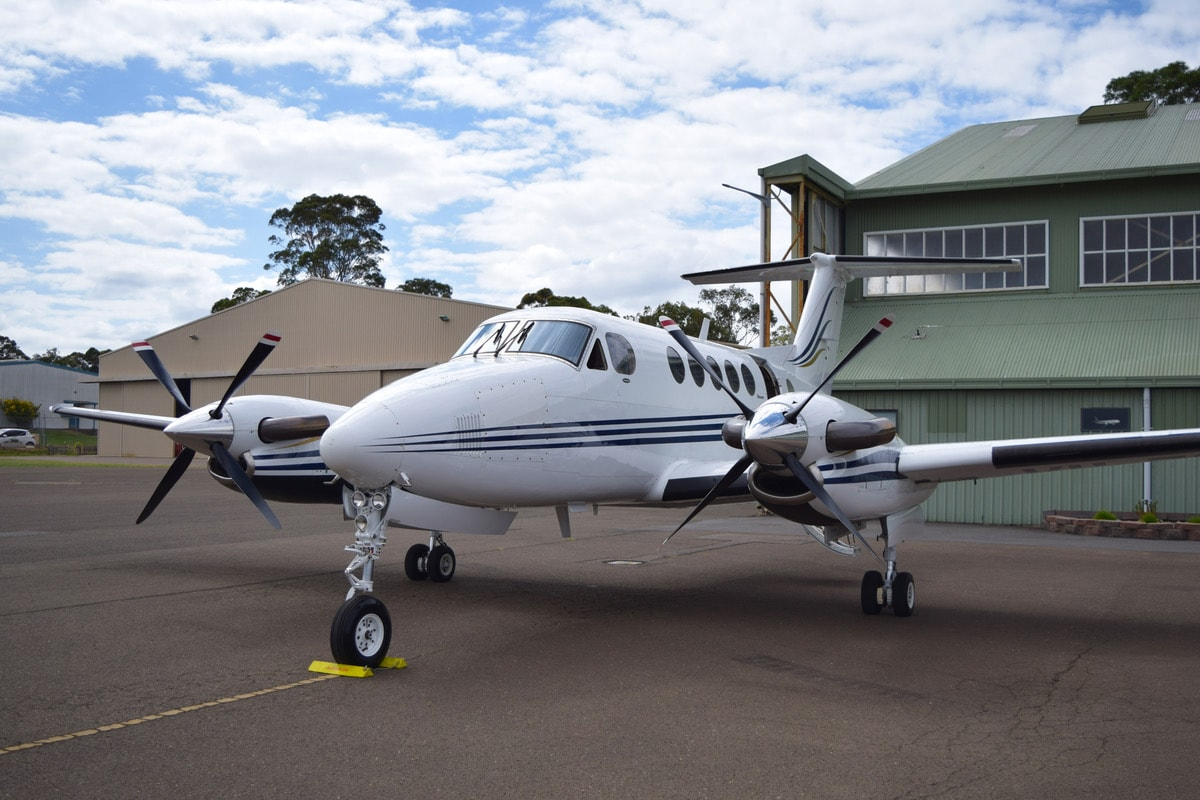 Beechcraft Kingair 200